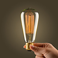 filament bulb retro de epocă 40W incandescent industriale