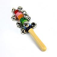 Orff Musical Instrument Wooden Rattle Bell