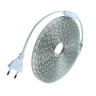 10M/1PCS  220V 5050 LED Flexible Tape Rope Strip Light Xmas Outdoor Waterproof   Garden outdoor lightingEU Plug EU