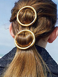 Alloy Hairpins Party / Daily / Casual 1pc