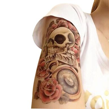 falske tatoveringer
